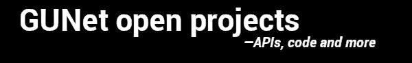 GUNet projects –Aνάπτυξη υπηρεσιών και εφαρμογών για την ευρύτερη ακαδημαϊκή και ερευνητική κοινότητα της χώρας